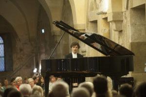 Benjamin Mead, Pianist